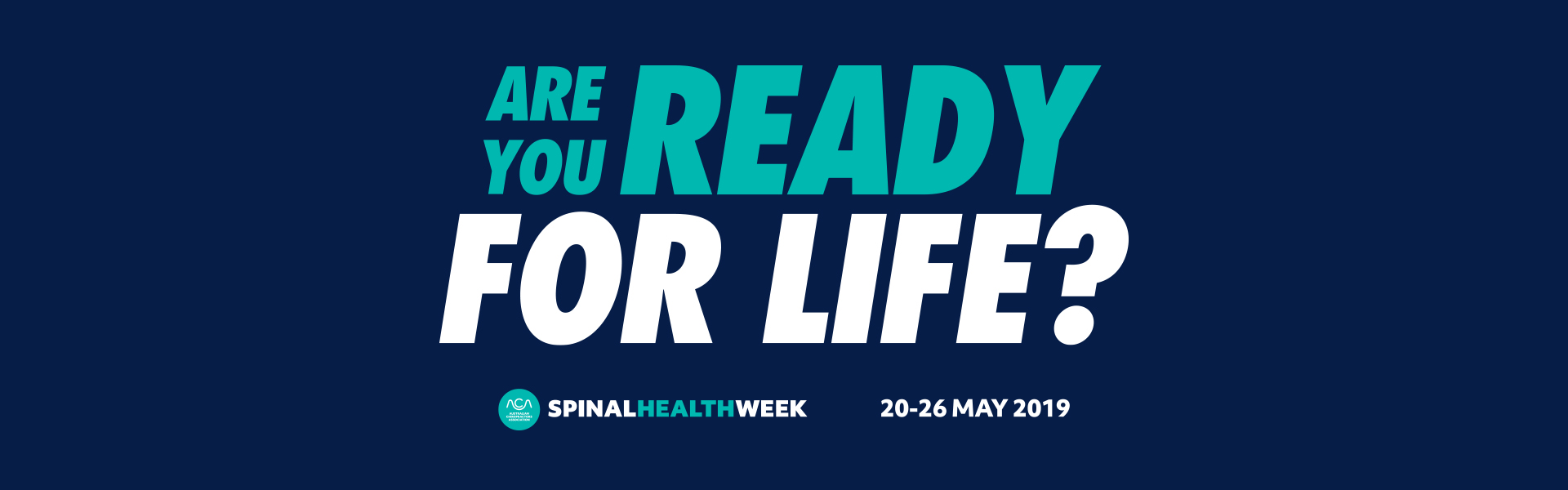 Spinal Health Week